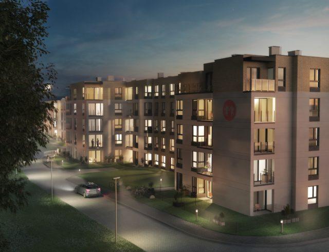 apartamenty w parku lotnikow